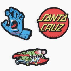Santa Cruz Classic Patch Set (3 Pack)